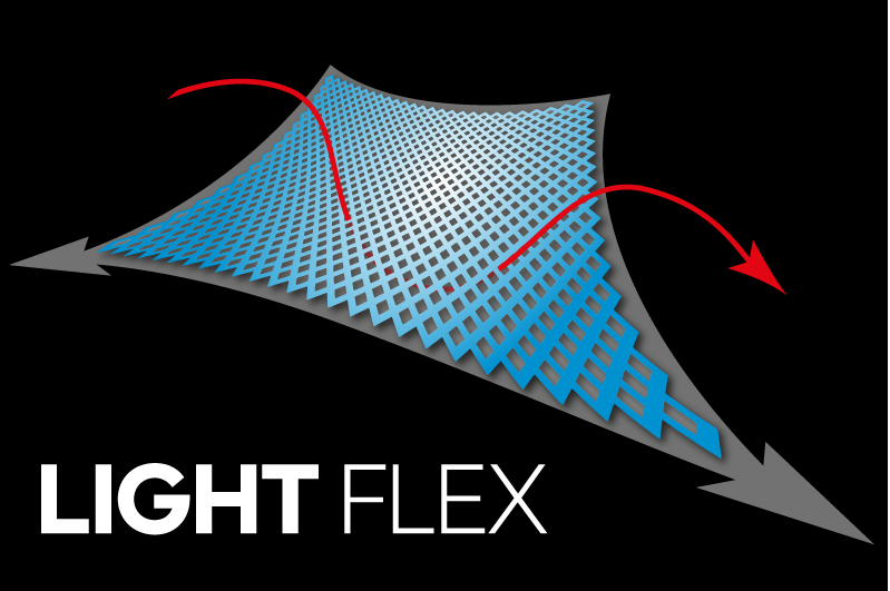 Kimono karate adidas Light Flex technologie