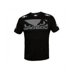T-shirt Bad Boy Walk in Noir