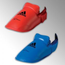 Protège-pied Karaté Adidas officiel WFK