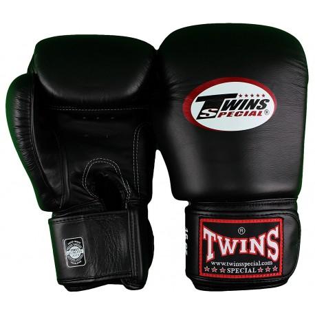 Gant de Boxe Twins Noir BGVL-3