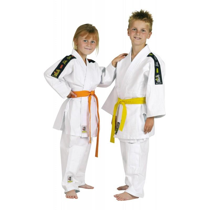 kimono de judo matsuru enfant judogi matsuru 100 coton d s 13. Black Bedroom Furniture Sets. Home Design Ideas