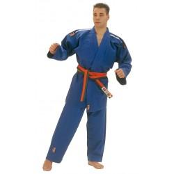 Kimono de Judo Matsuru Entraînement Bleu avec bandes MK-026